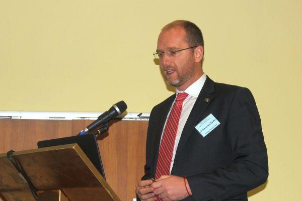 Kandrács Csaba, a Magyar Nemzeti Bank alelnöke