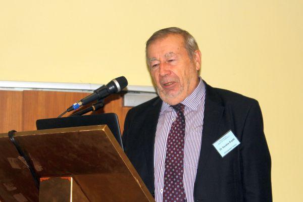 Dr. Kovács Árpád, a Költségvetési Tanács elnöke