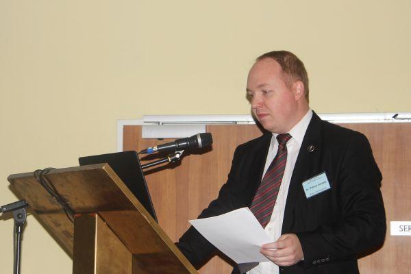 dr. Pálmai Gergely, az Állami Számvevőszék osztályvezetője